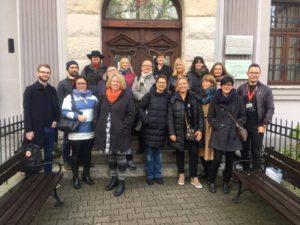 Cerasmus+ The partners in Boleslawiec